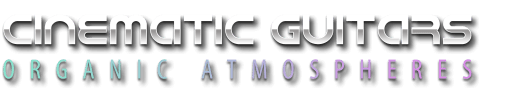 Cinematic Guitars Organic Atmospheres